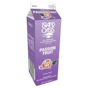 Passion Fruit Smoothie Mix, 12/ 32Oz. -Island Oasis