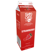Strawberry Smoothie Mix, 12/ 32Oz. -Island Oasis