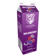 Wildberry Smoothie Mix, 12/ 32Oz. -Island Oasis