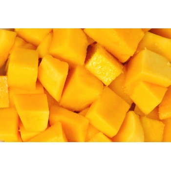 RFS ORGANIC IQF MANGO PIECES/CHUNKS, 30LB