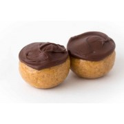 A - Chocolate Protein Poppers- Marifit 12/2pk.#41103