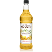 MONIN BUTTERSCOTCH SYRUP 4/1 LITER