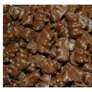 MUDDY BEARS CHOC GUMMI BEARS 15LB #18018