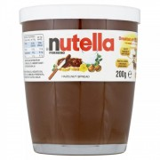 NUTELLA, FOODSERVICE ONLY LABEL JUGS - 2 / 105.8 OUNCE