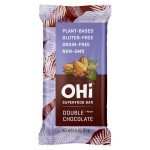 OHI BARS, CHOCOLATE ESPRESSO GF, VEGAN 10/1.8 OZ