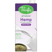 HEMP MILK ORIGINAL 6/32oz. - Pacific Foods