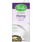 HEMP MILK VANILLA