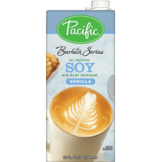 BARISTA SERIES SOY VANILLA, 12/32Oz. - Pacific Foods