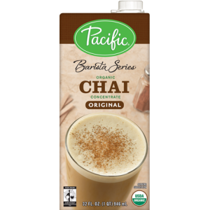 ORGANIC CHAI CONCENTRATE ORIGINAL 12/32oz.