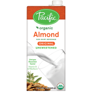 ORGANIC ALMOND UNSWEETENED ORIGINAL