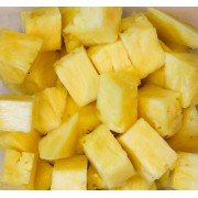 Frozen Pineapple chunks 20lb.#1849