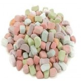 RAINBOW DEHYDRATED MARSHMALLOWS 5LB #18450