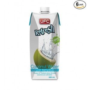 ReFresh Coconut Water UFC 12/1LTR #80986