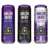 Sambazon Energy Drinks 24/12Oz. Cans