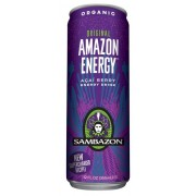 Amazon Energy Drink Original 12/12oz. Sambazon