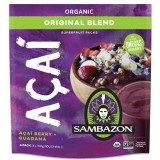 Sambazon Organic Acai Products