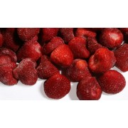 RFS ORGANIC IQF STRAWBERRIES, 30 LB