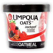JACKPOT ALL NATURAL OATMEAL 12/2.8