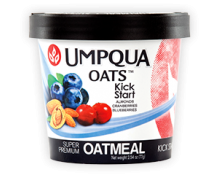 Kick Start - All Natural Oatmeal 12/2.7 Oz. Cups