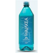 WAIAKEA HAWAIIAN VOLCANIC WATER, 12/1LTR BOTTLES
